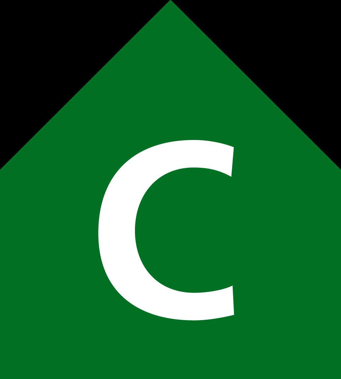 Energimerket C1
